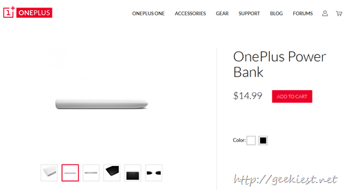 Buy OnePlus Powerbank 10000 mAh