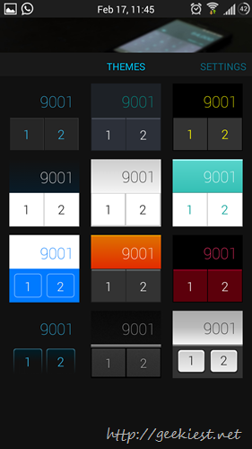 Calcu - Calculator for Android screenshots 5