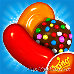 Candy Crush Saga–Available for Windows Phones Now