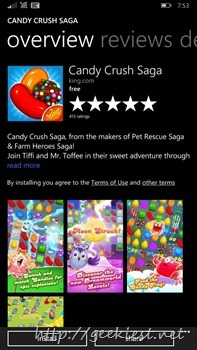 Candy Crush Saga game for Windows 4
