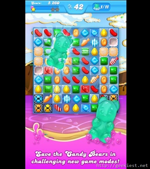 Candy Crush Soda for Windows Phones