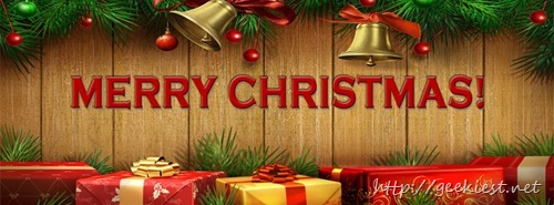 Christmas Facebook Cover photo collections