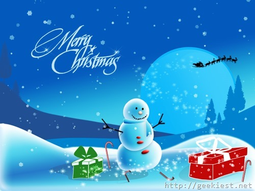 Christmas wallpaper collection 06