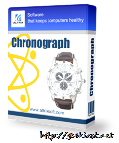 Chronograph–Sync your PC time with Atomic time- Free for a limited
