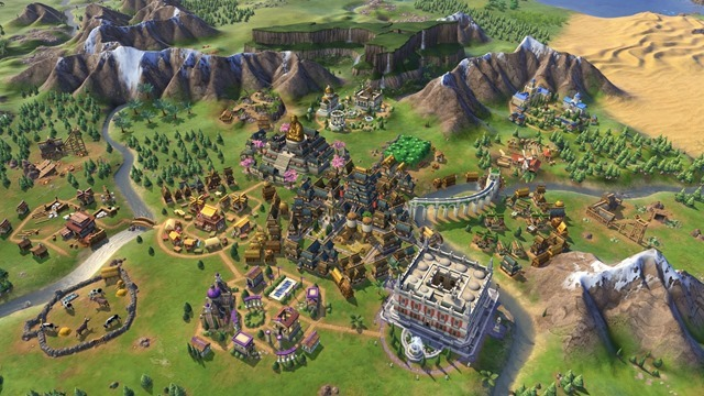 Civilization VI Rise and Fall Loyalty