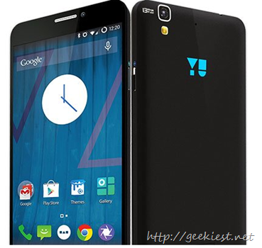Cyanogen OS 12 available for YU Yureka
