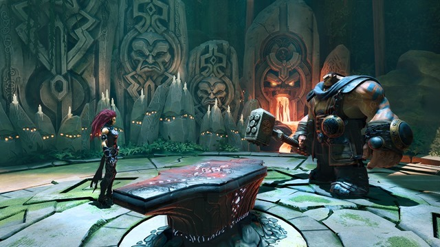 Darksiders III Fury