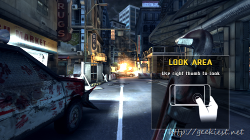 Dead Trigger 2–Windows phone screen shots 9