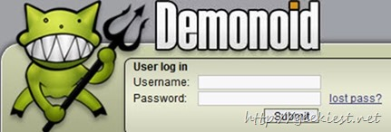 Demonoid is Back after 2 years