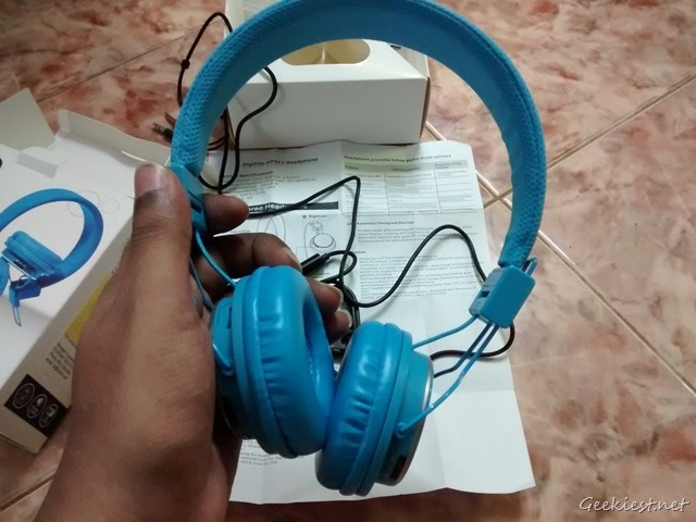DigiFlip Headphones