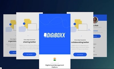 Digiboxx a cloud storage service from NITI Aayog
