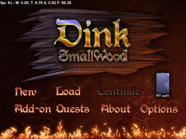 Dink Smallwood HD goes free on ios 2