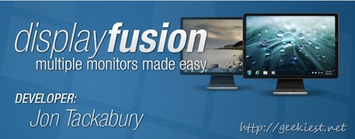 DisplayFusion Pro Standard- Giveaway