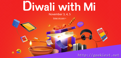 Diwali Sale from Mi