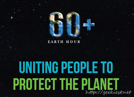 Earth Hour 2013 - March 23 - Uniting people to protect the planet