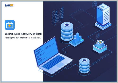 EaseUS Data recovery software 12-6 Review