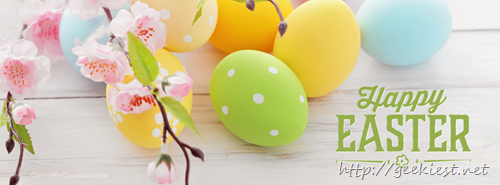 Easter Facebook Cover photo 10