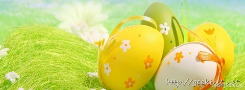 Easter Facebook Cover photo 12