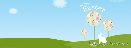 Easter Facebook Cover photo 13