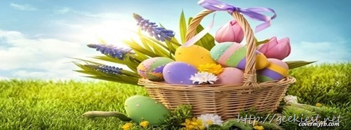 Easter Facebook Cover photo 5