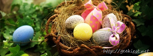 Easter Facebook Cover photo 7