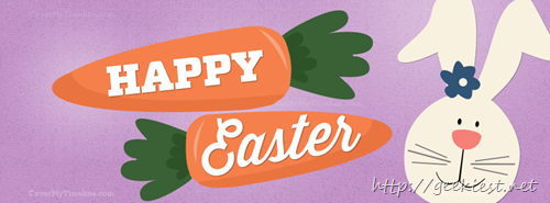 Easter Facebook Cover photo 8