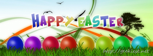 Easter Facebook Cover photo collection 1