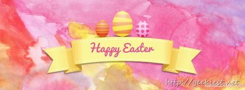 Easter Facebook Cover photo collection 3