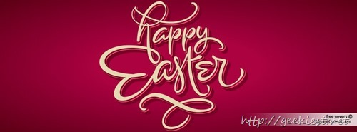 Easter Facebook Cover photo collection 4