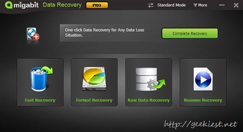 Easter Giveaway - Amigabit Data Recovery Pro