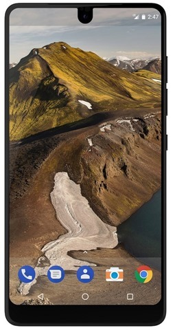 Essential Phone 1 OS