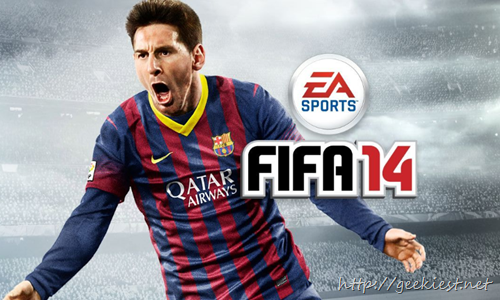 FIFA 14 for Android and iOS   Screenshots 1