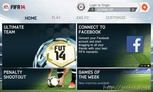 FIFA 14 for Android and iOS   Screenshots 8