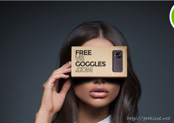 FREE Google Cardboard–US only