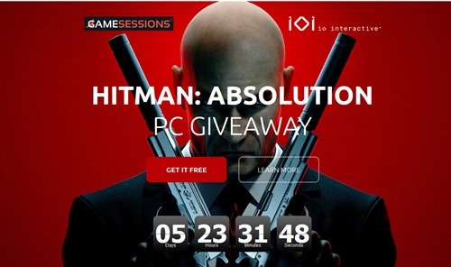 FREE Hitman Asbolution Giveaway