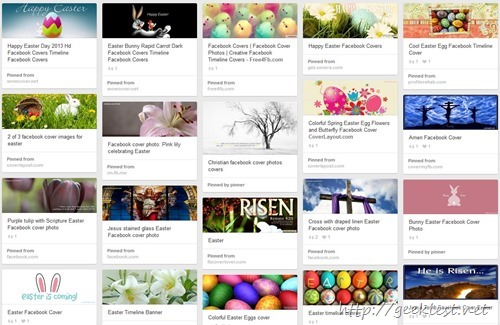 Facebook Cover photo collection from Pinterest