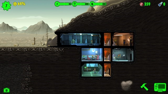 Fallout Shelter Steam