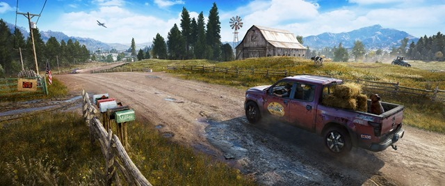 Far Cry 5 official 2