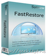 FastRestore - Keep your computer safe