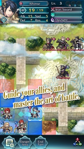 Fire Emblem Heroes Android 2