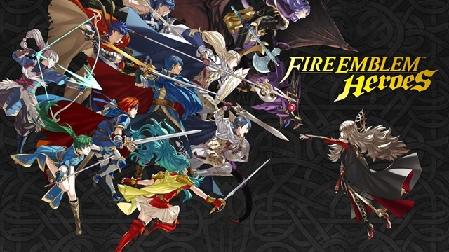 Fire Emblem Heroes Android and iOS
