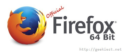 Firefox 64-bit version officially released