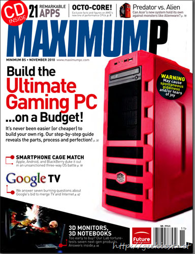Free EBook - Build The Ultimate Gaming PC On a Budget