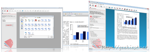 Create, Print to PDF with Sonic PDF Writer. Word, Excel to PDF and 300 more conversions