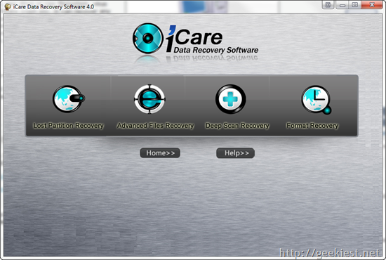 Free iCare Data Recovery 4.0 full version license worth $69.95