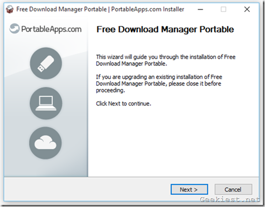Free-Download-Manager-Portable