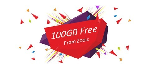 Free 100Gb cloud storage free for life time