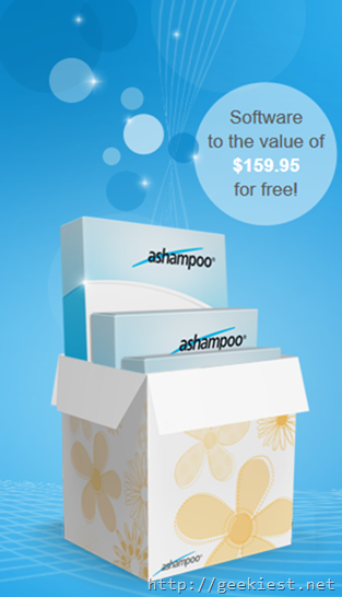 Free 5 Ashampoo Products