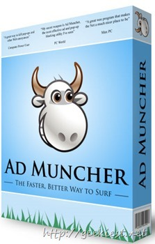 Free Ad Muncher full version