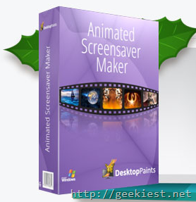 Free Animated Screensaver Maker